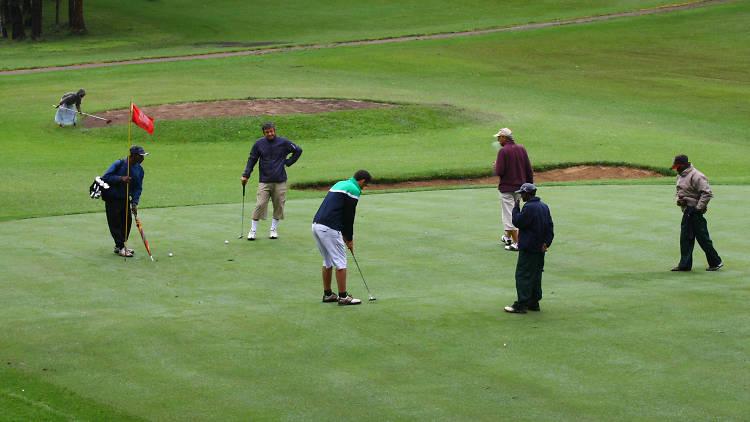 Golfing Places in Sri Lanka