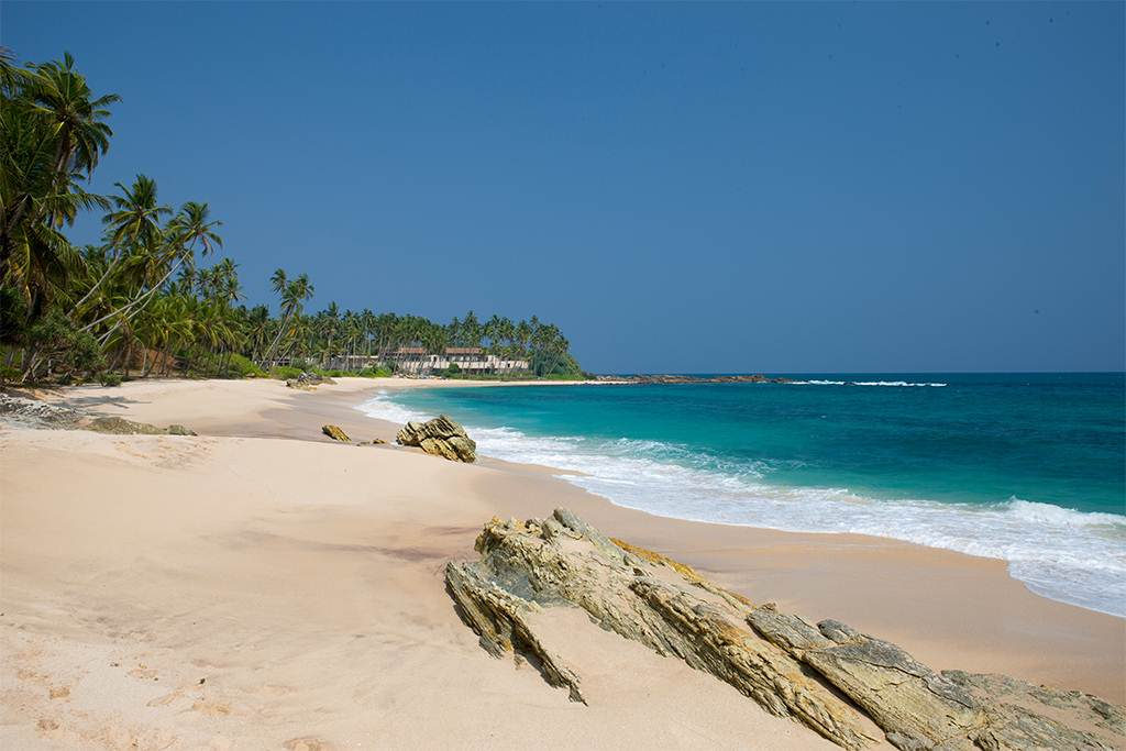 Sri Lanka Beach photo