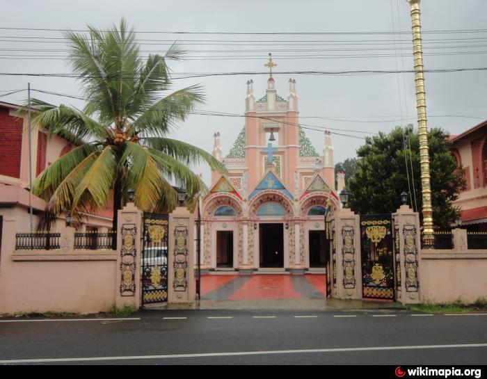 St. Mary's Church, Mannar