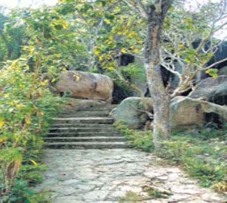 Sthripura Cave