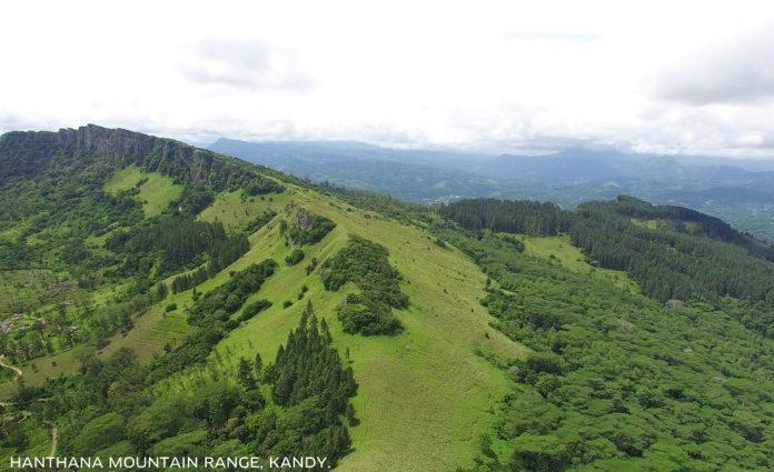 hanthana-mountain-range, Kandy