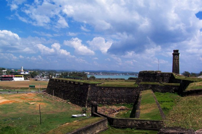 Know about the Galle fort
