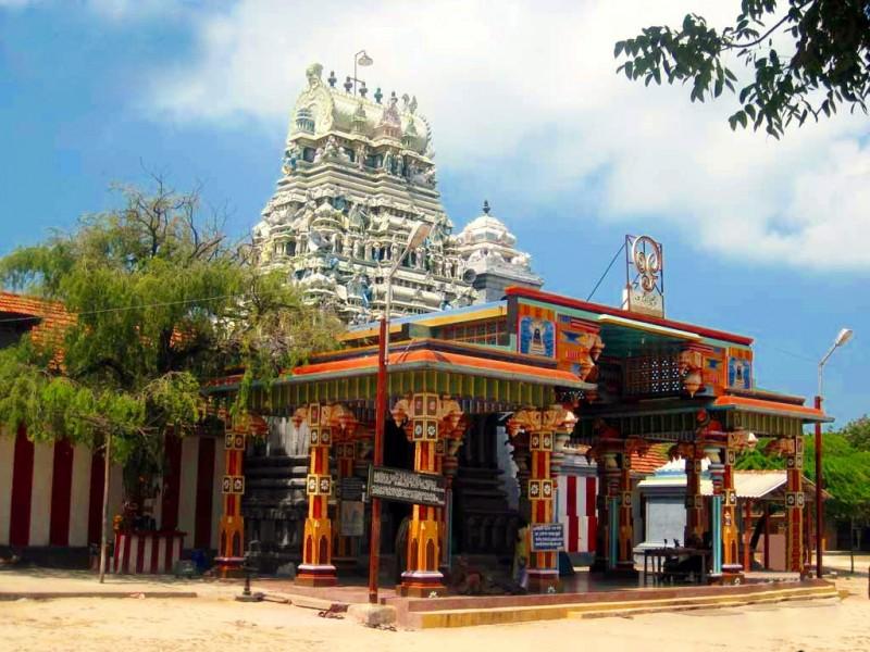 Naga Pooshani Ambal Kovil