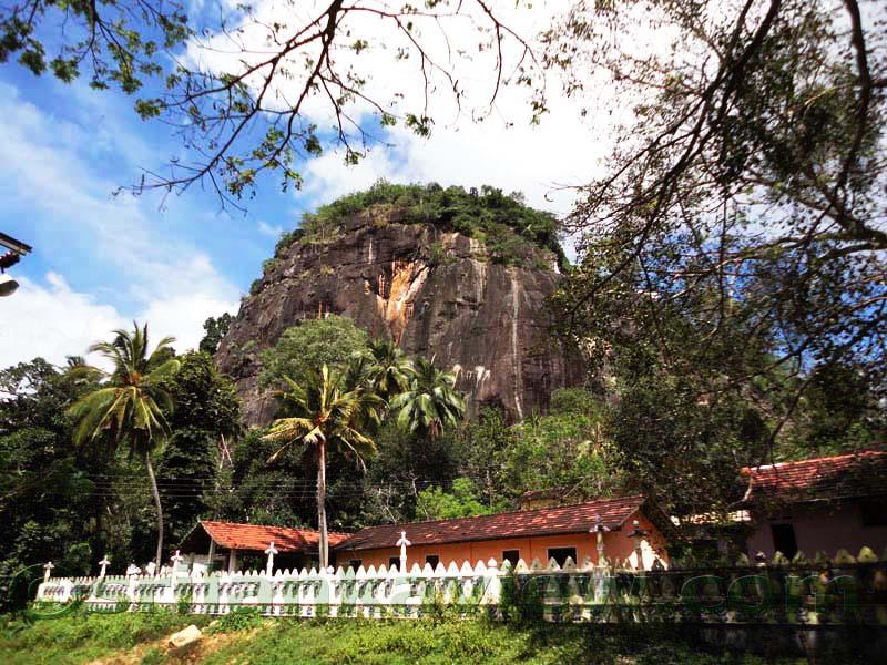 Mulkirigala Rock Monastery