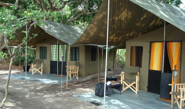 Fourth is Mahoora Tented Safari Camp