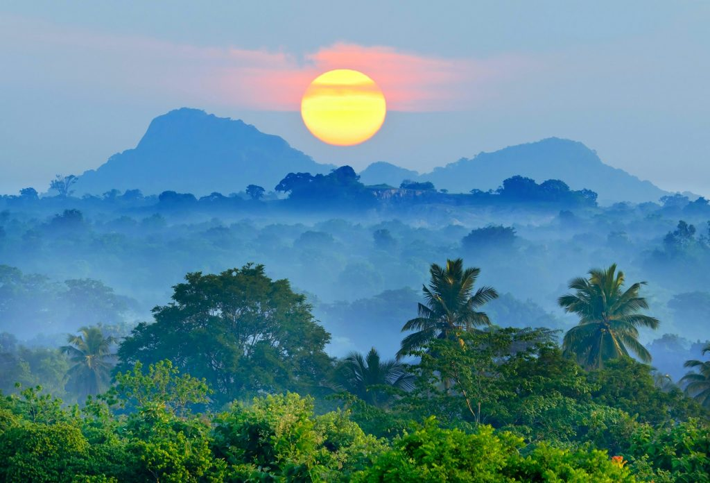 Best Sunset Places in Sri Lanka